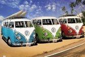 Volkswagen Californian Camper - Maxi Poster