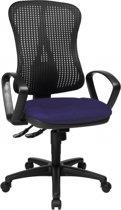 Topstar Solution Pro B2 - Bureaustoel - Stof - Blauw