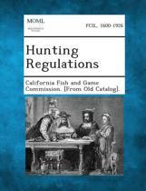 Hunting Regulations