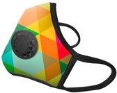 Vogmask fijnstof masker N99CV maat Large, kleur Paradise