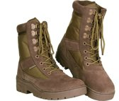 Fostex Sniper boots thinsulate wolf brown