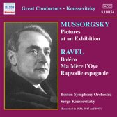 Great Conductors - Koussevitzky - Mussorgsky, Ravel