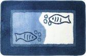 Sealskin Marina - Badmat - 55x85 cm - Blauw