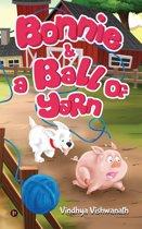 BONNIE AND A BALL OF YARN