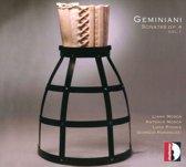 Geminiani Violin Sonatas, Op.4