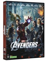 DVD cover van The Avengers
