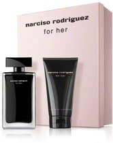Narciso Rodriguez For Her Giftset 80 ml