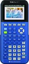 Afbeelding van Texas Instruments TI-84 Plus CE-T - Kleurenscherm - Blauw (Goedgekeurd voor examens wiskunde nieuwe stijl vanaf examens havo 2018 en vwo 2019)