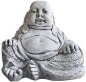 Boeddha dikbuik beton | GerichteKeuze