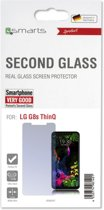 4Smarts Second Glass Limited Cover LG G8s ThinQ