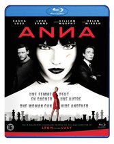 DVD cover van Anna (Blu-ray)