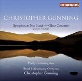 Symphonies Nos.3 &  4/Oboe Concerto