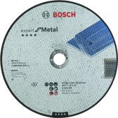 Bosch - Doorslijpschijf recht Expert for Metal A 30 S BF, 230 mm, 22,23 mm, 3,0 mm