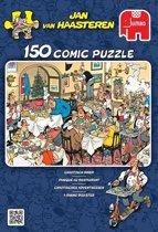 Jan van Haasteren Chaotisch diner - Puzzel 150 stukjes