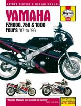 Yamaha Fzr 600, 750, 1000