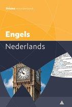 Boek cover Prisma woordenboek Engels-Nederlands van Marlies Pieterse-Van Baars (Paperback)
