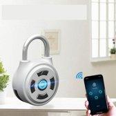 Bluetooth-Hangslot-Smartlock-Code-Slot-Stevig-Veilig-slim-locker-Fiets