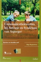 Communicatiekwesties bij autisme en syndroom van asperger