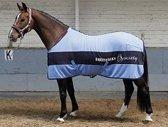 Harry's Horse fleecedeken Banner - Navy - 175