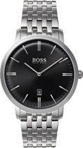 Hugo Boss  HB1513536 Tradition Horloge - Staal - Zilverkleurig -  Ø40 mm