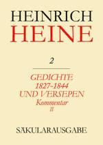 Heinrich Heine Sakularausgabe B 2kii