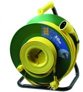 PROFILE kabelhaspel tuin - 50 meter - 3x1,5mm² - PENAARDE