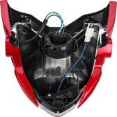 Motorfiets koplamp montage koplamp licht huis rood voor Yamaha FZ16 YS150 FZER150