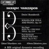 Viola And Piano