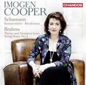 Imogen Cooper - Piano (Schumann/Brahms)