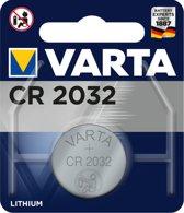 Varta CR2032 Lithium 3V - blister 1
