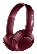 Philips SHB3075 - Draadloze on-ear koptelefoon - Rood
