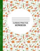 Cursive Practice Workbook