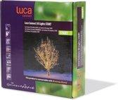 Luca Lighting - Snoer start 1,8 meter Luca Connect XP & snoer lengte 5 meter met 50 lampjes - Warm wit