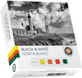 Cokin H400-03 Black & White Kit incl. 4 filters