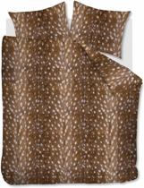 Beddinghouse Cervinae Dekbedovertrek - Tweepersoons - 200x200/220 cm - Brown