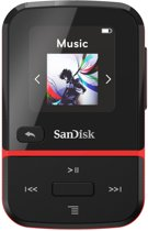 SanDisk Clip Sport Go 16GB, red