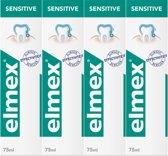 Elmex Sensitive Tandpasta 4x 75 ml
