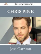 Chris Pine 116 Success Facts - Everything you need to know about Chris Pine