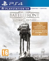 Star Wars, Battlefront - Ultimate Edition - PS4