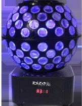 LED Magic Ball with GOBOS, 8x3W RGBW CREE LED, DMX, Remote