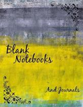 Blank Notebooks and Journals
