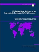 Exchange Rate Regimes In An Increasingly Integrated World Economy - Occasional Paper 193 (S193Ea0000000)