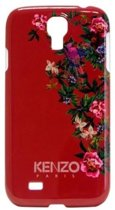 Kenzo Exotic Backcover Samsung Galaxy S4 Red