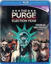 The Purge 3: Election Year (blu-ray)