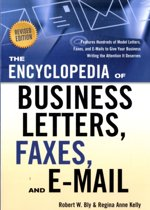 Encyclopedia of Business Letters, Faxes, and E-Mail