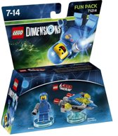 LEGO Dimensions - Fun Pack - LEGO Movie: Benny (Multiplatform)