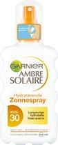 Garnier Ambre Solaire Hydraterende Zonnespray SPF 30 - 200 ml - Zonnebrandspray