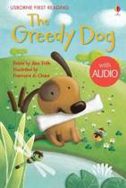 The Greedy Dog: Usborne First Reading: Level One