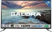 Salora 2800 series 50UHL2800 LED TV 127 cm (50'') 4K Ultra HD Zwart