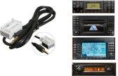 Mercedes Aux Kabel Comand Aps Audio 20 30 50 W169 W245 W209 ML AMG